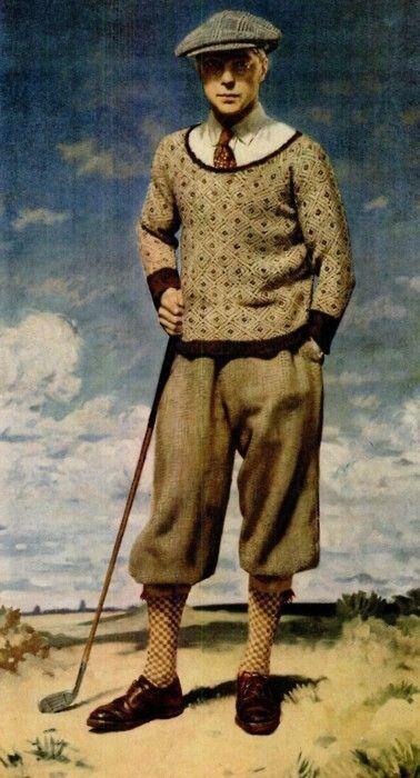 VIII. Edward 1920-as évek divatikonja