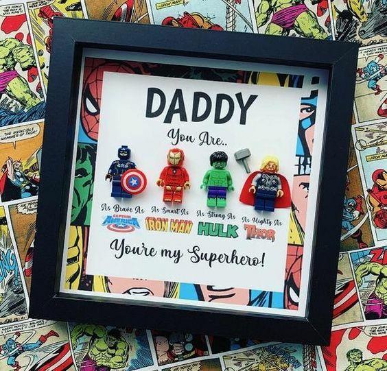 Mit készítsek Apák Napjára - Ajándék ötlet