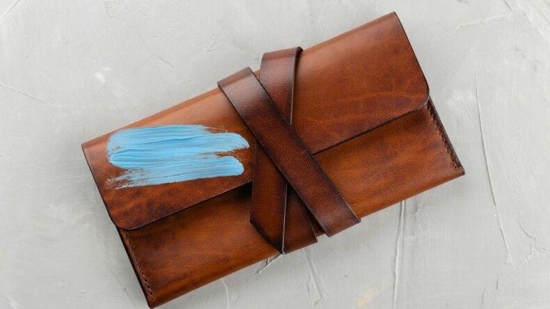 bőrfestés házilag - újrahasznosítás kreatívan