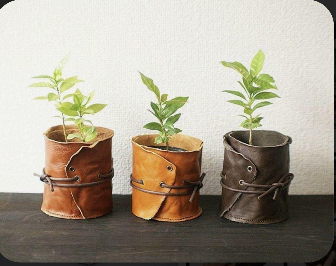 újrahasznosítás kreatív ötletek - bőr deréköv