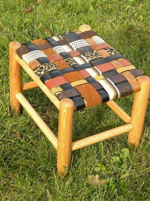 csinált magad kreatív ötletek - kerti szék