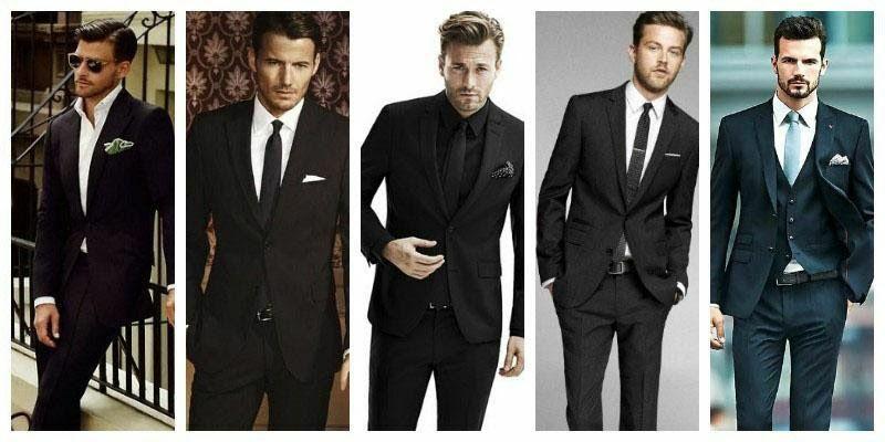 Elegáns férfi öltözködés