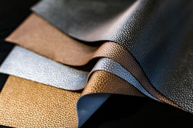 genuine leather mintázata nem természetes
