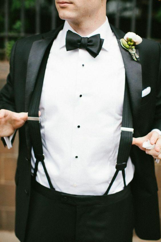 Hózentróger viselése formális eseményeken