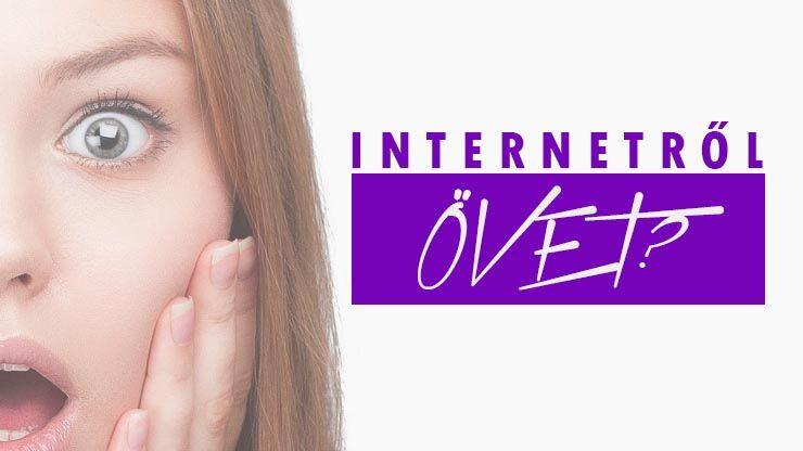 öv rendelés internetről