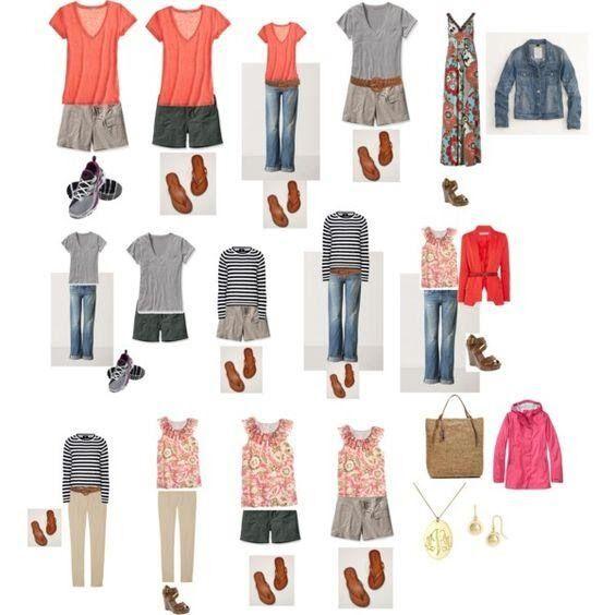 kapszula gardrób - öltözködési tippek nőknek