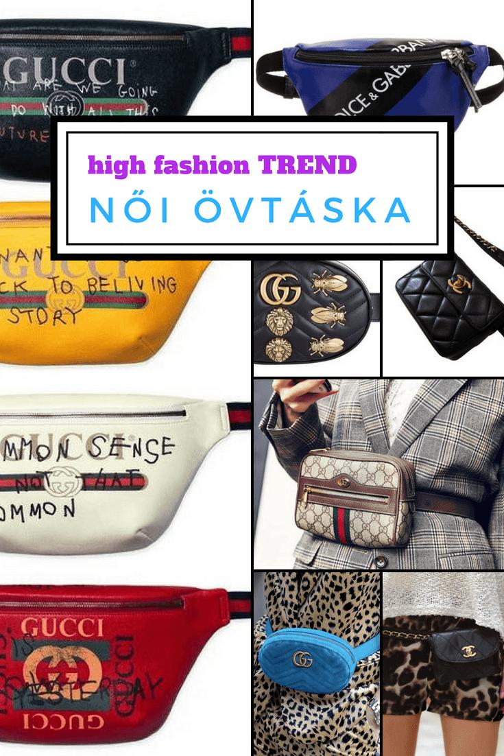 luxus női deréktáskák