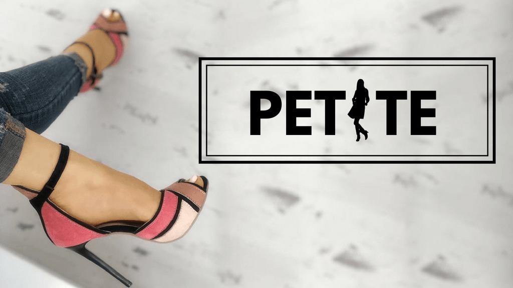 Petite: öltözködési tippek alacsony nőknek