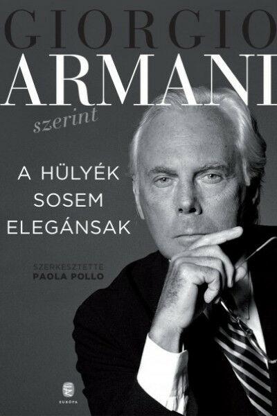 Armani könyv
