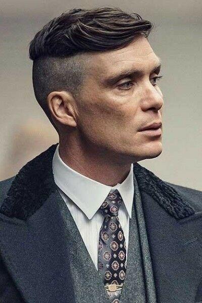 Gengszter barber - Peaky Blinders frizura