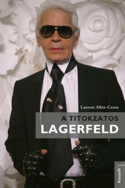 Karl Lagerfeld könyv