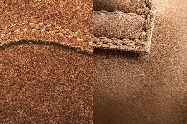 velúr és nubuk, a hasított bőr tisztítása