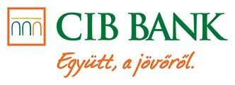 Pénzügyi Partner: CIB Bank Zrt