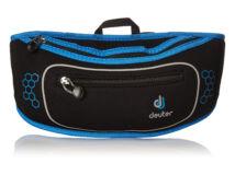 Deuter NEO II férfi sport övtáska - fekete-kék | 39050