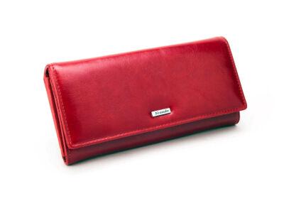 Alessandro női pénztárca - piros | 201-07