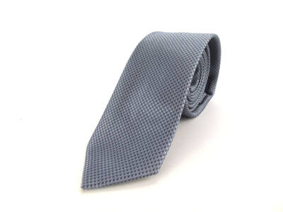 Slim Nyakkendő aprómintás - szürke | 2007-16