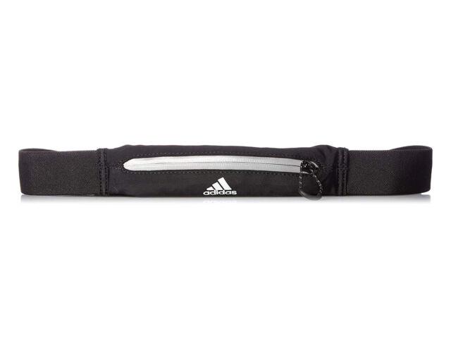 Adidas fényvisszaverős sport öv futáshoz - fekete   96357