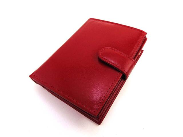 Lupo piros női pénztárca | 42