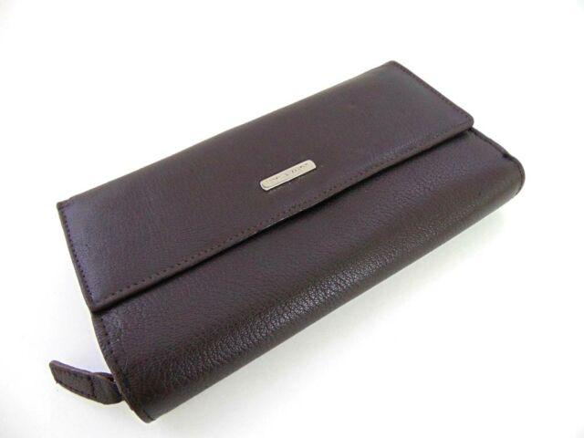 Lupo sötétbarna női pénztárca | 54653