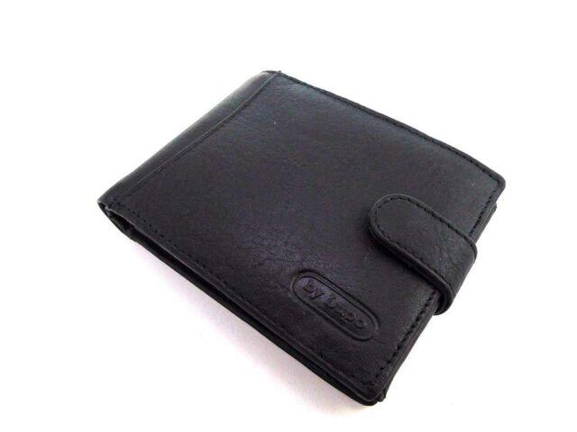 Lupo matt fekete férfi pénztárca | 764601