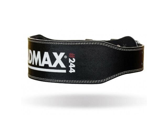 MadMax súlyemelő öv - fekete | 244