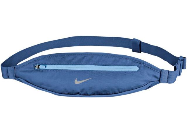 Nike pihekönnyű futóöv - kék   1386