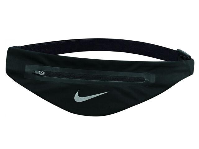 Nike pihekönnyű uniszex sport övtáska - fekete | 99082