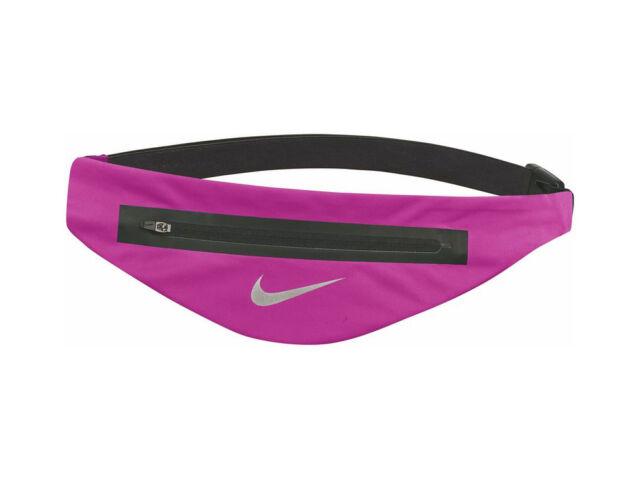 Nike pihekönnyű női sport övtáska - pink   99526