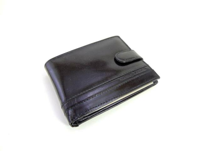 Ramsey férfi pénztárca - fekete | 95104L