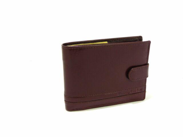 Ramsey férfi pénztárca - sötétbarna | 95104L