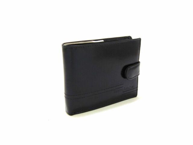 Ramsey kapcsos férfi pénztárca - fekete | 954601L