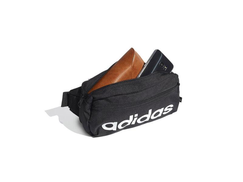 Adidas Linear crossbody táska Primegreen - fekete   1937