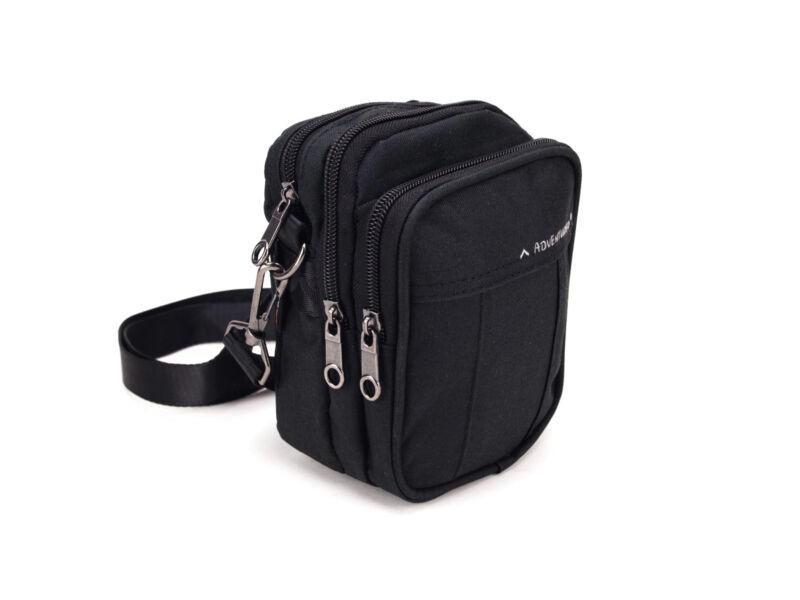 AdventureR övre húzható táska 2in1 - fekete | 5216