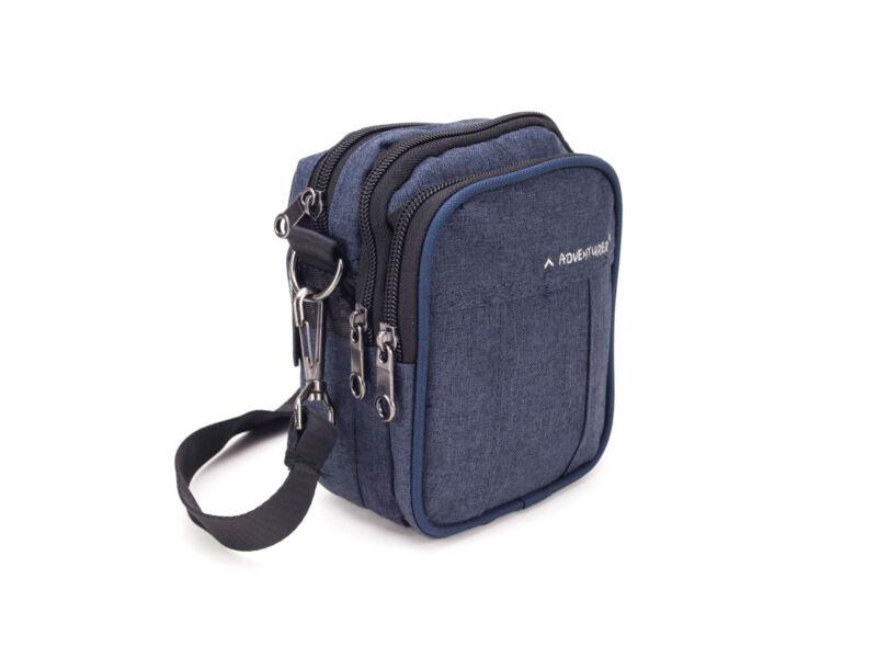 AdventureR övre húzható táska 2in1 - kék | 5216