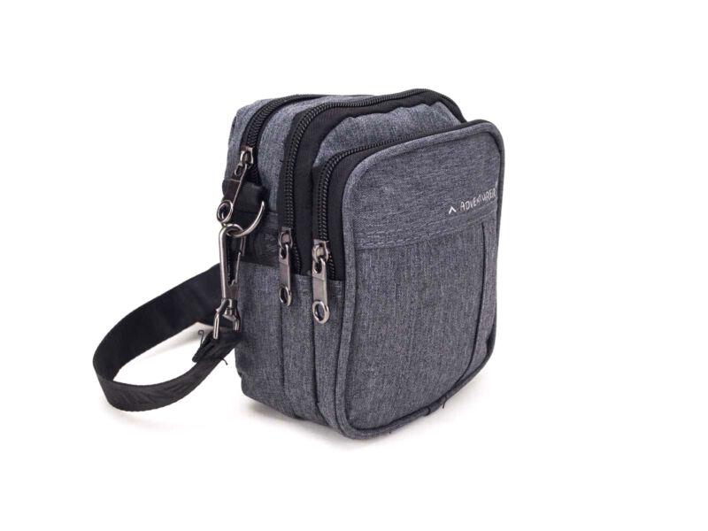 AdventureR övre húzható táska 2in1 - szürke | 5216