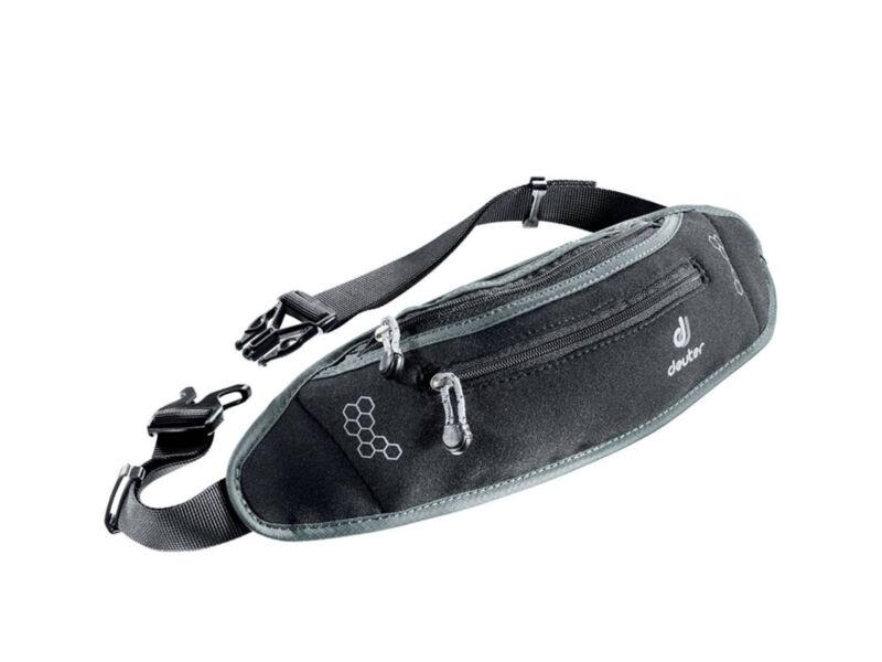 Deuter NEO I kicsi unisex sport övtáska - fekete-szürke   39040