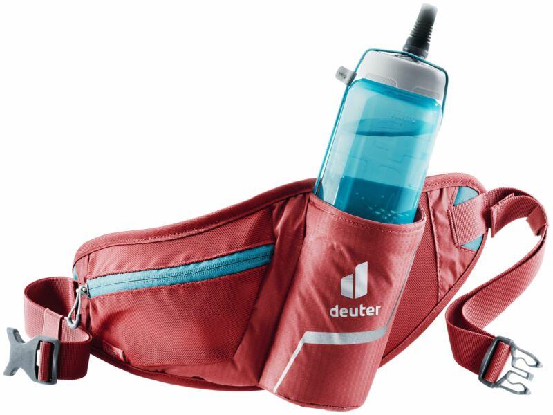Deuter Pulse 1 övtáska sportoláshoz - bordó