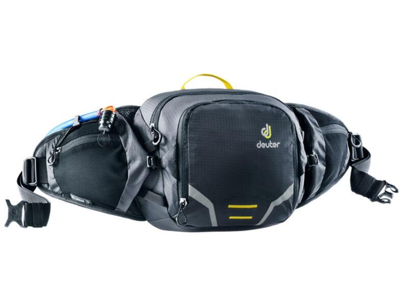 Deuter Pulse 3 sport övtáska - fekete | 3935219