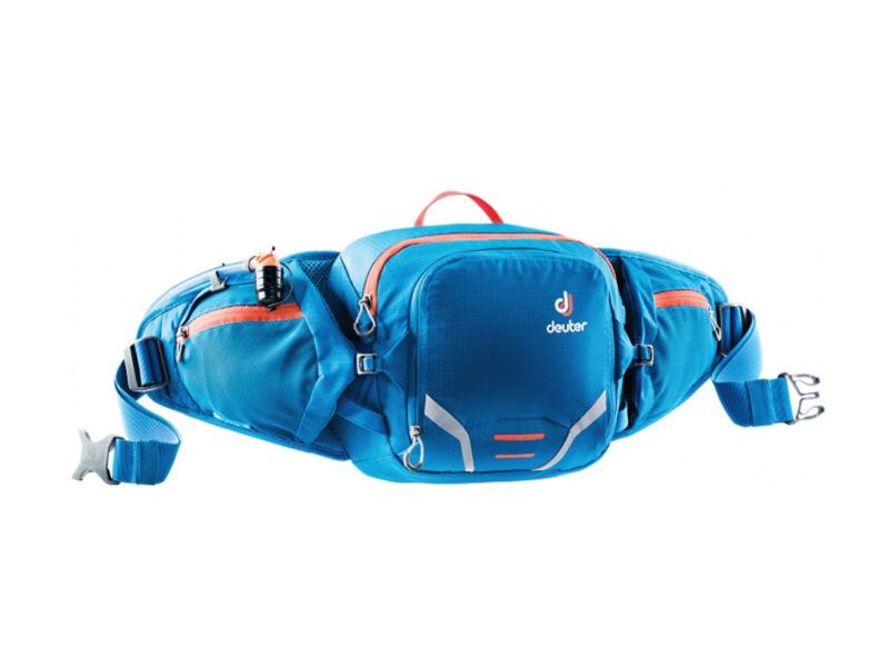 Deuter Pulse 3 sport övtáska + Streamer 1.5 L ivótasak - kék   3935219