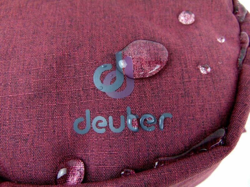 Deuter Pulse 3 sport övtáska - bordó | 3935219