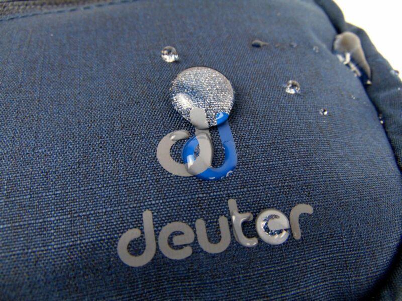 Deuter régi logó