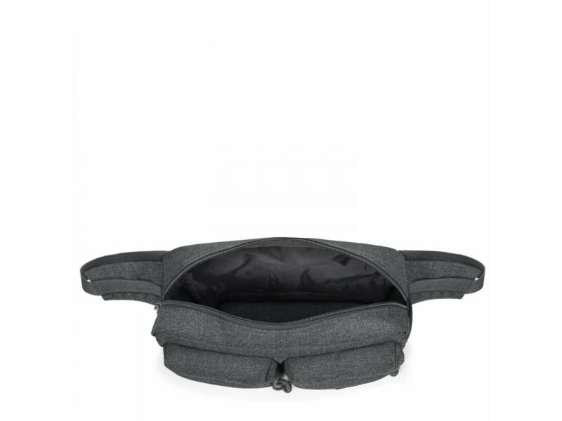 Eastpak Double táska derékra - sötétszürke | EK0A5B82