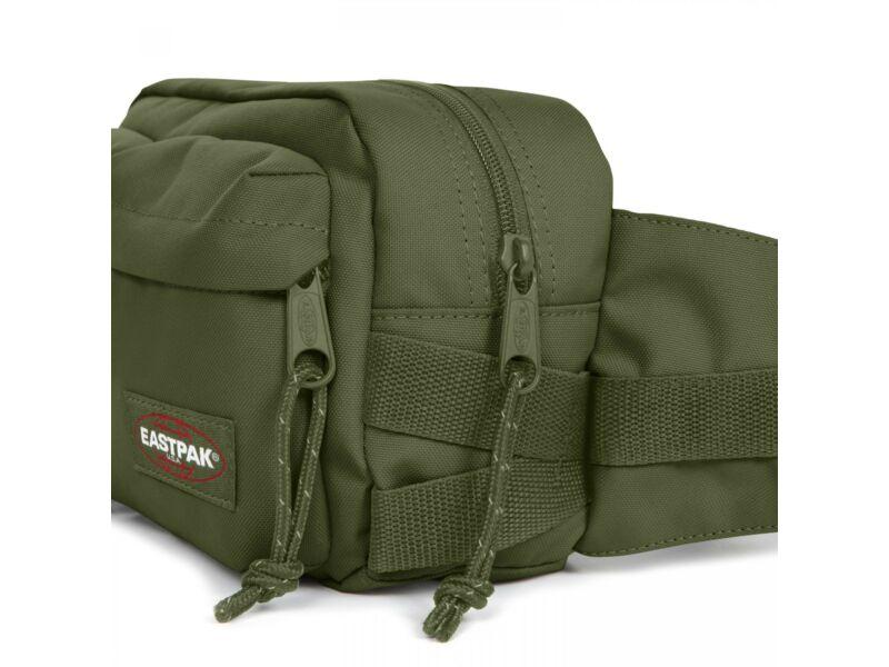 Eastpak Double táska derékra - zöld | EK0A5B82