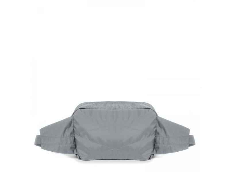 Eastpak Double táska derékra - világosszürke | EK0A5B82