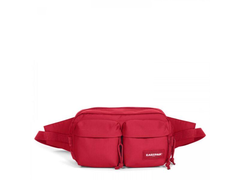 Eastpak Double táska derékra - piros   EK0A5B82