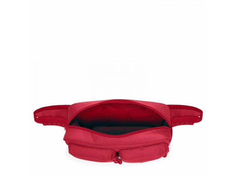 Eastpak Double táska derékra - piros | EK0A5B82