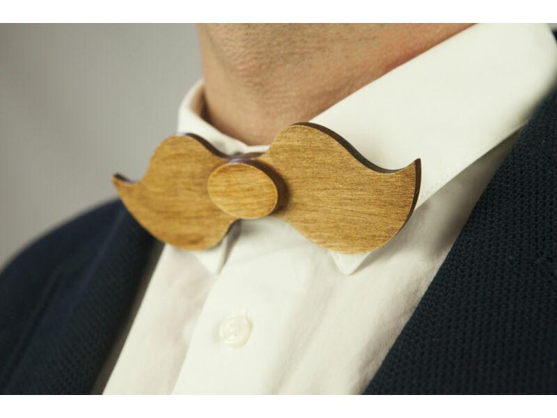 Tökéletes ajándék férfiaknak - Fa csokornyakkendő & öltöny öv | ZS003-YD003