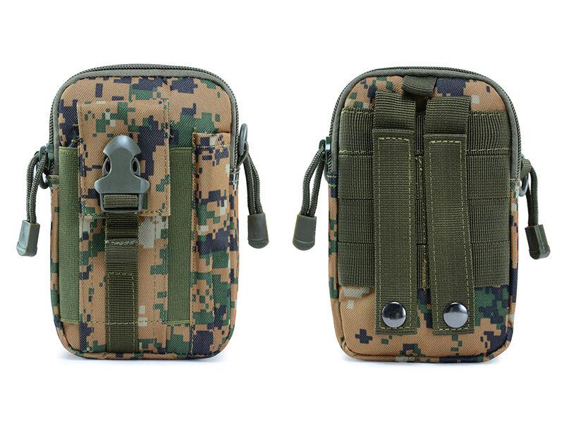 Övre húzható táska - terep digital | 79818