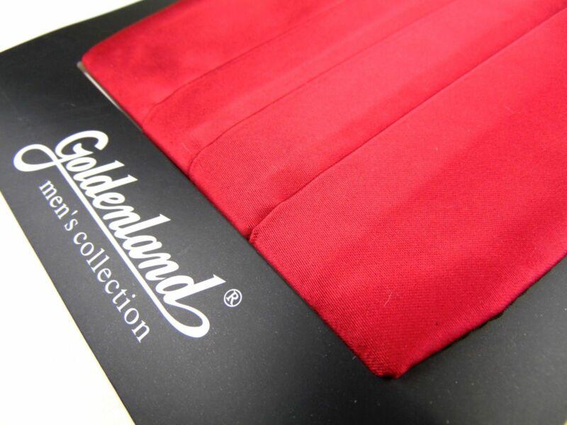 Spanyol öv csokornyakkendővel - piros | 828RED