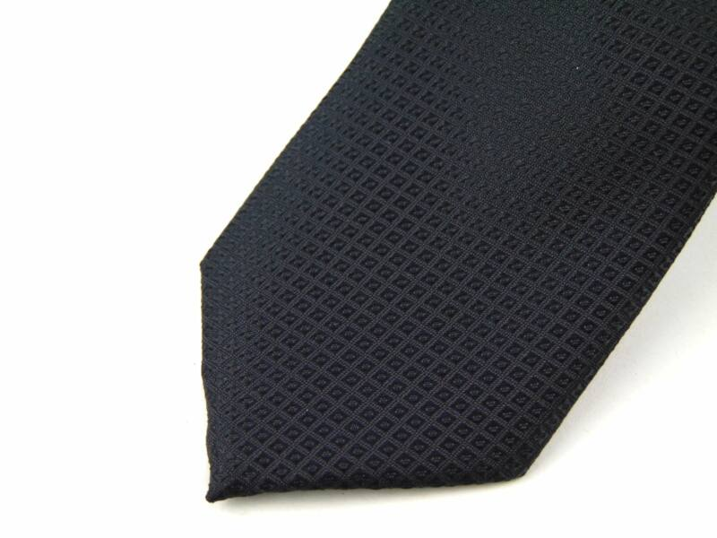 Slim Nyakkendő - fekete | BLK01